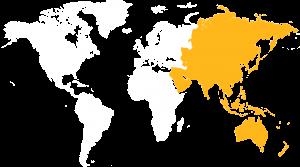 TSM Map APAC