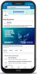 Intersystems social 1 - TSM